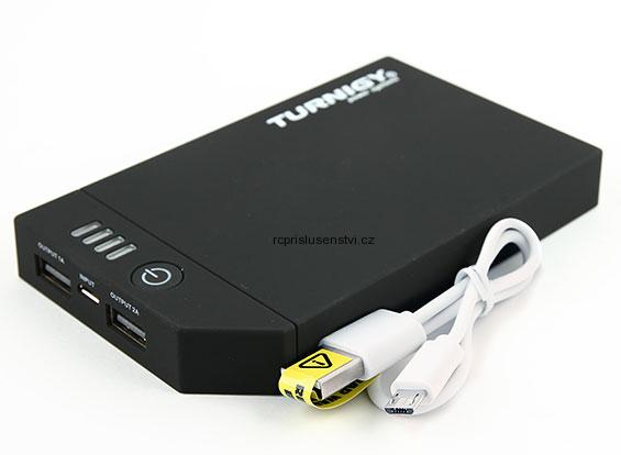Power Bank 10000mAh Dual USB Output