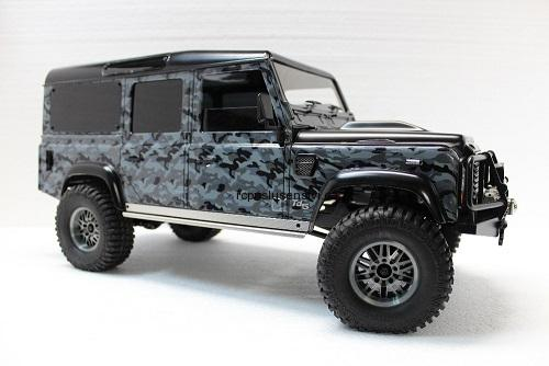 Land Rover Defender 110 - ZOO