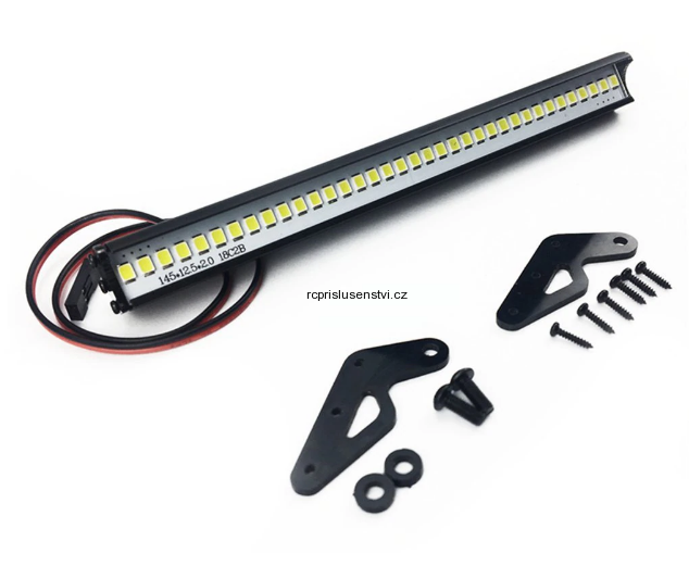 RC sětelná Led rampa 148mm