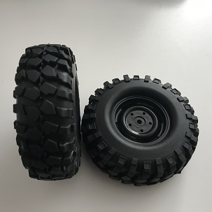 Crawler pneu 1:10 s diskem (1.9) 106mm  1Ks