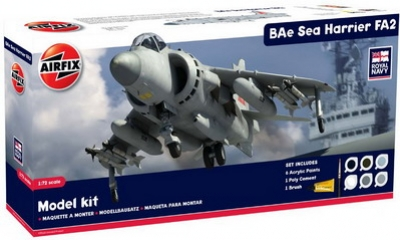 1:72 Sea Harrier FA2