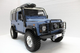 Land Rover Defender D90- Expedition